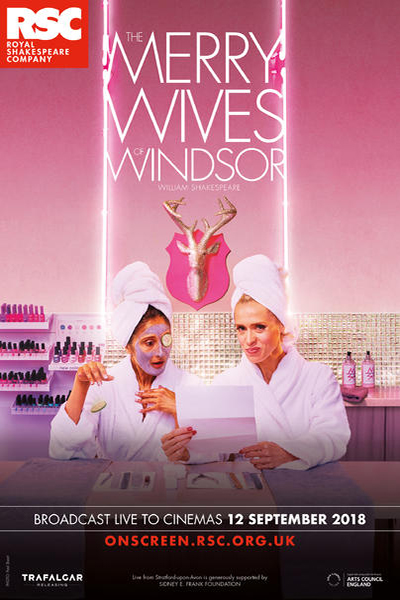 RSC The Merry Wives of Windsor Poster