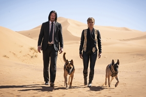 John Wick: Chapter 3 - Parabellum Still 5