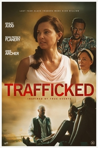 Poster of Trafficked (2017)