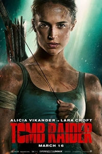 Tomb Raider 3D Poster