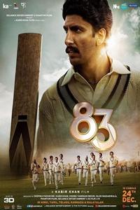 83 (Hindi) Poster