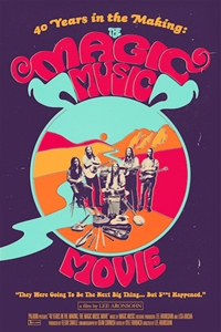 Poster for 40 Years in the Making: The Magic Music Movie