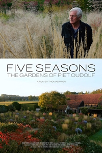 Poster of Five Seasons: The Gardens of Piet Oud...