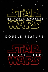 Star Wars Double Feature Poster