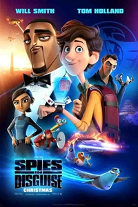 Still of Spies in Disguise