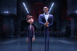 Still #3 forSpies in Disguise
