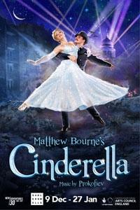 Matthew Bourne's Cinderella Poster