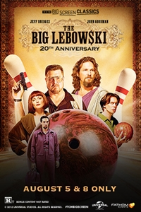 Poster ofBig Lebowski 20th Anniversary (1998) presented by