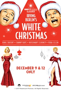 Poster of White Christmas (1954) presented by TCM