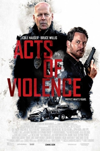 Acts of Violence Poster