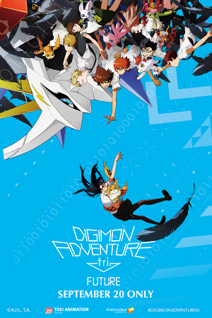Digimon Adventures tri.: Future Poster