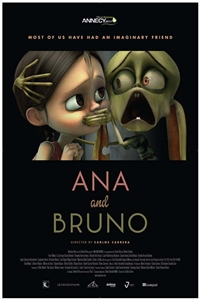 Ana and Bruno (Ana y Bruno) Poster
