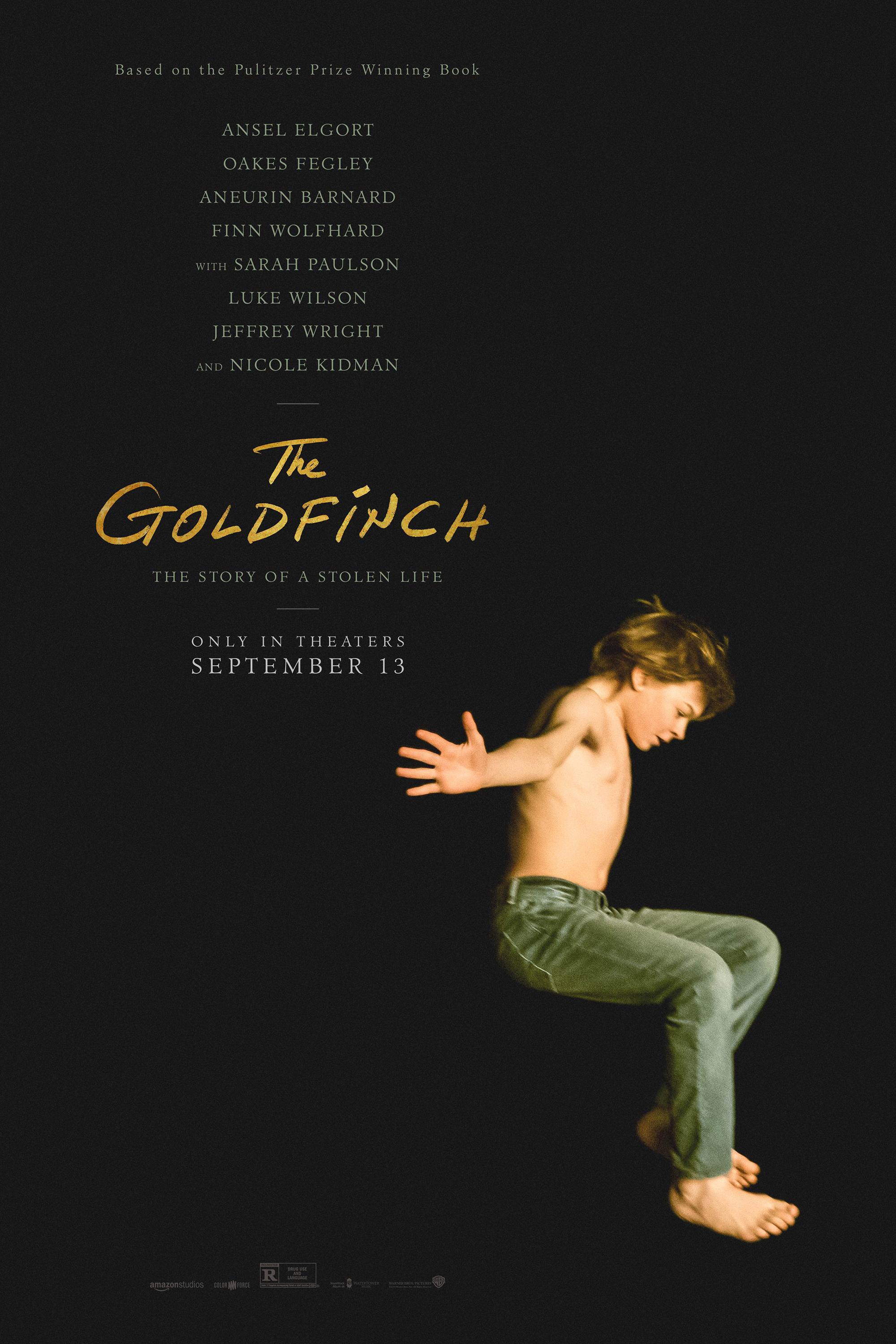 Goldfinch, The Poster