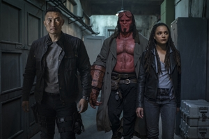 Still 2 for Hellboy
