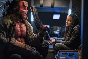 Still 5 for Hellboy