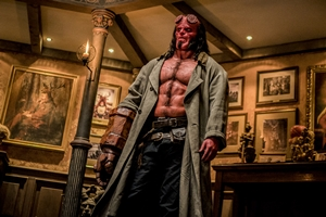 Still 6 for Hellboy
