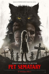 Pet Sematary in D-BOX Poster