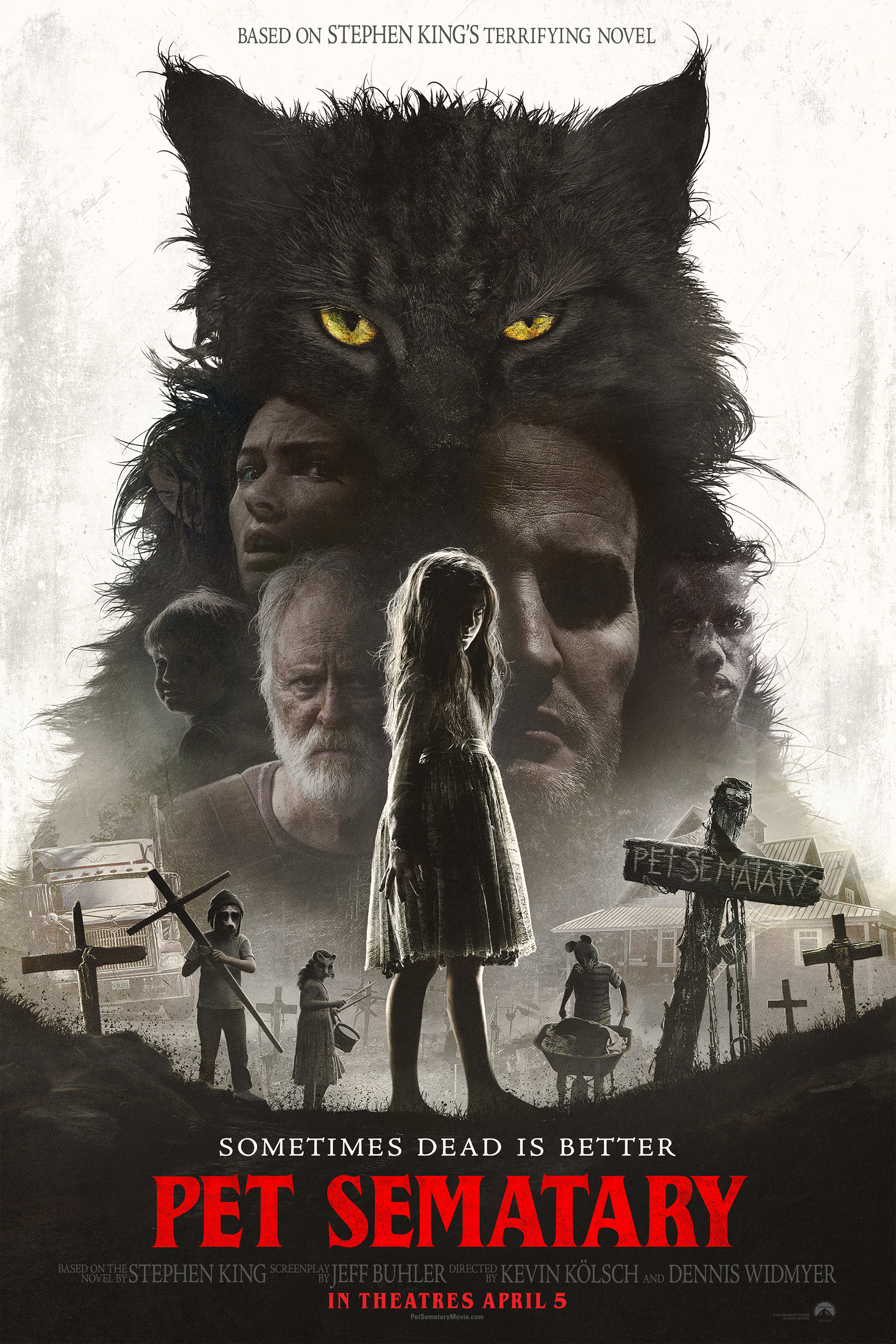 Poster of Pet Sematary