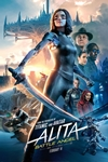 Alita: Battle Angel 3D Poster