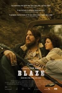 Poster for Blaze