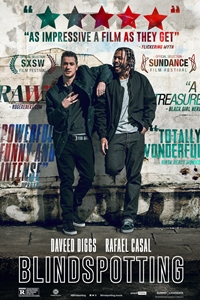 Poster of Blindspotting
