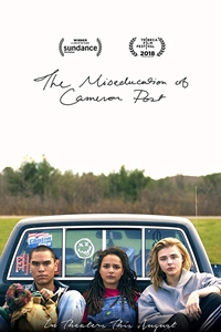 Poster for Miseducation of Cameron Post, The