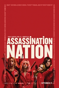 Caption Poster for Assassination Nation