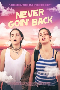 Poster for Never Goin' Back
