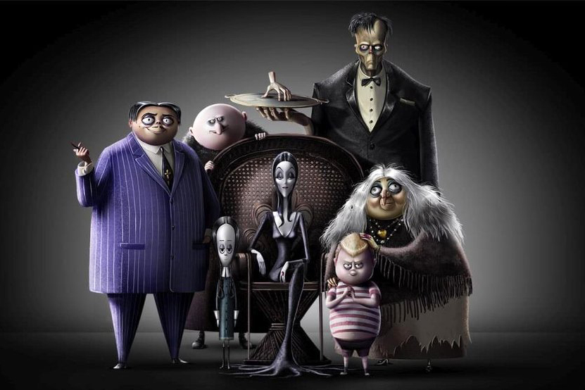 Photo 1 for The Addams Family