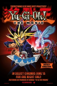 Poster of Yu-Gi-Oh! The Movie