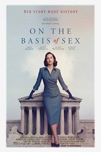 Poster of On The Basis Of Sex