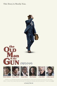 Caption Poster for The Old Man & The Gun