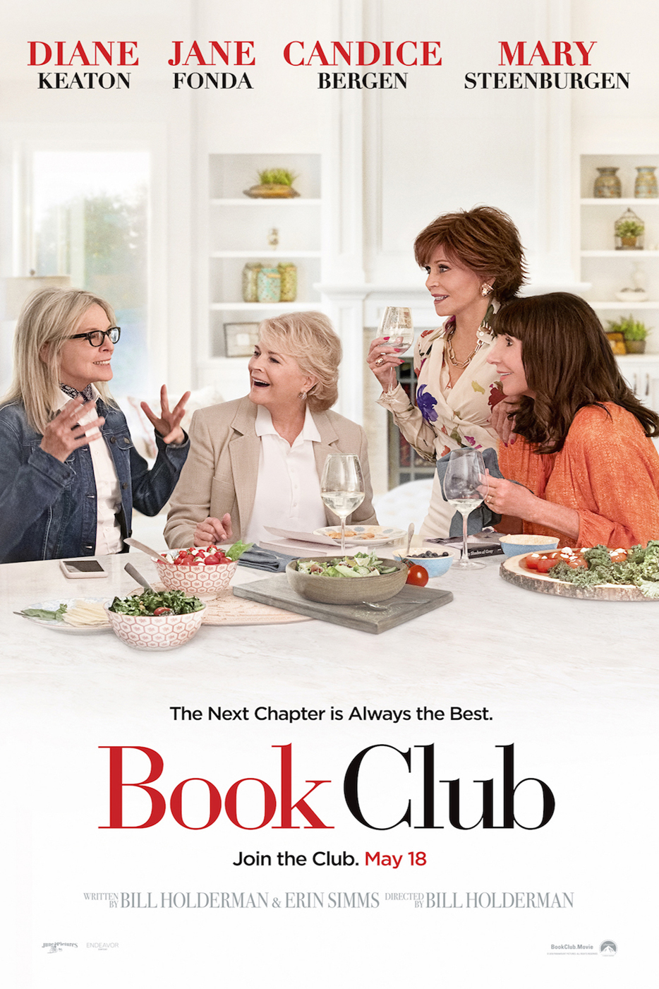 Poster for Book Club