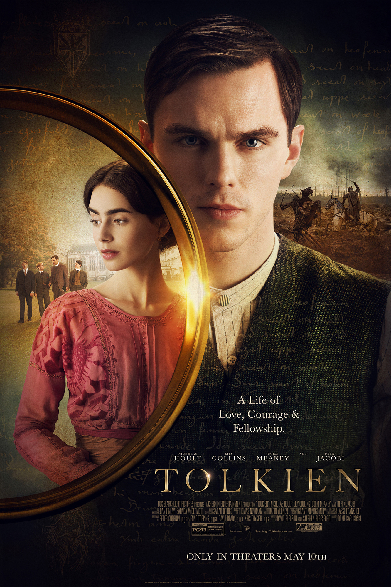 Poster for Tolkien