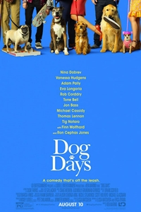 Poster for Dog Days