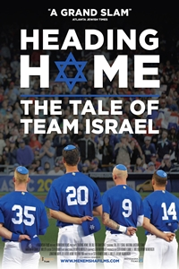 Poster of Heading Home: The Tale of Team Israel...