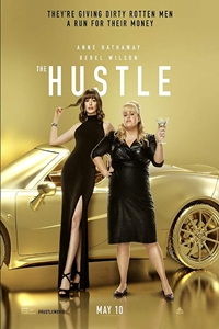 Caption Poster for The Hustle