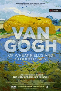 Van Gogh - Of Wheat Fields and Clouded Skies Poster