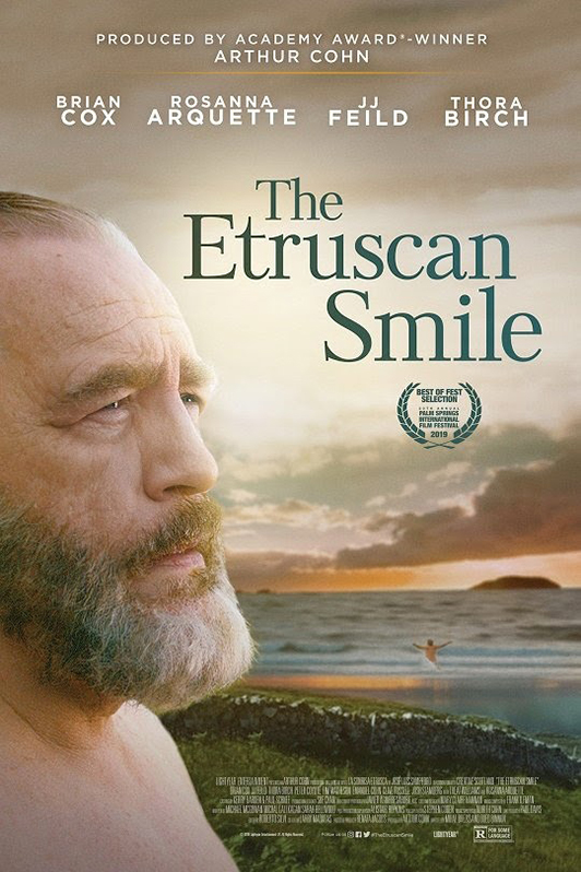 Poster for The Etruscan Smile