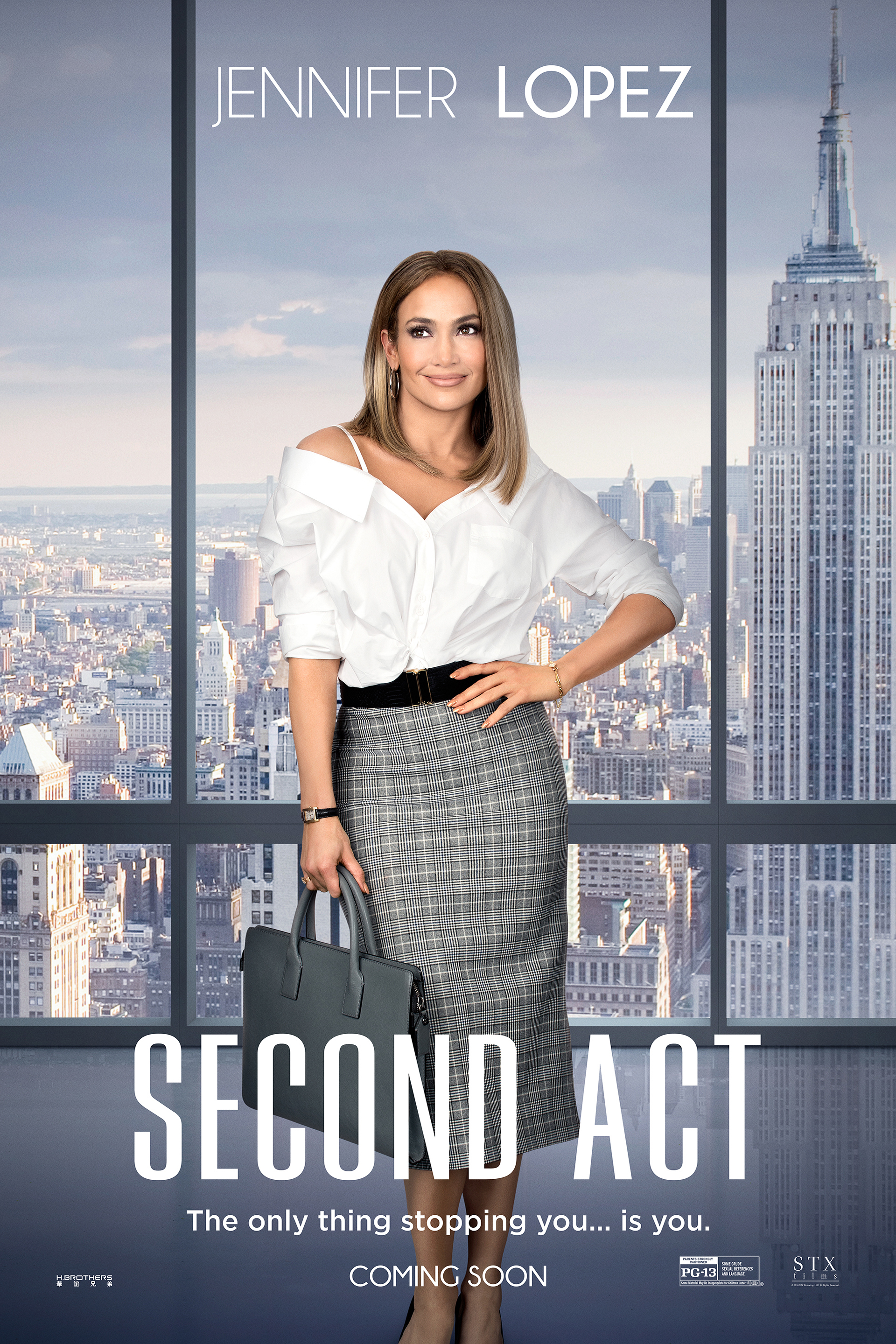 Second Act Poster