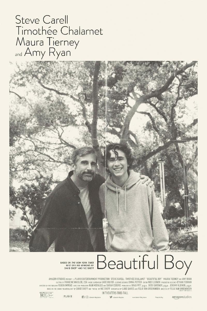 Poster for Beautiful Boy