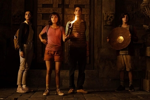 Dora and the Lost City of Gold Still 2