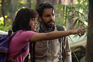 Dora and the Lost City of Gold Still 4