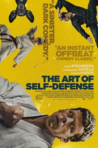 Poster of Art of Self Defense, The