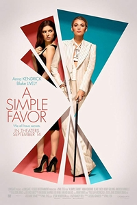 Caption Poster for A Simple Favor