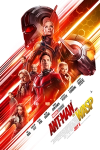 Ant-Man and the Wasp in Disney Digital 3D Poster
