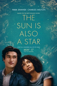 Caption Poster for The Sun Is Also A Star