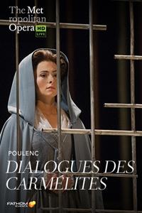 Poster of The Metropolitan Opera: Dialogues des Carm...