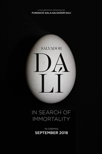 Salvador Dalí: In Search of Immortality (Salvador Dalí, en busca de la inmo Poster
