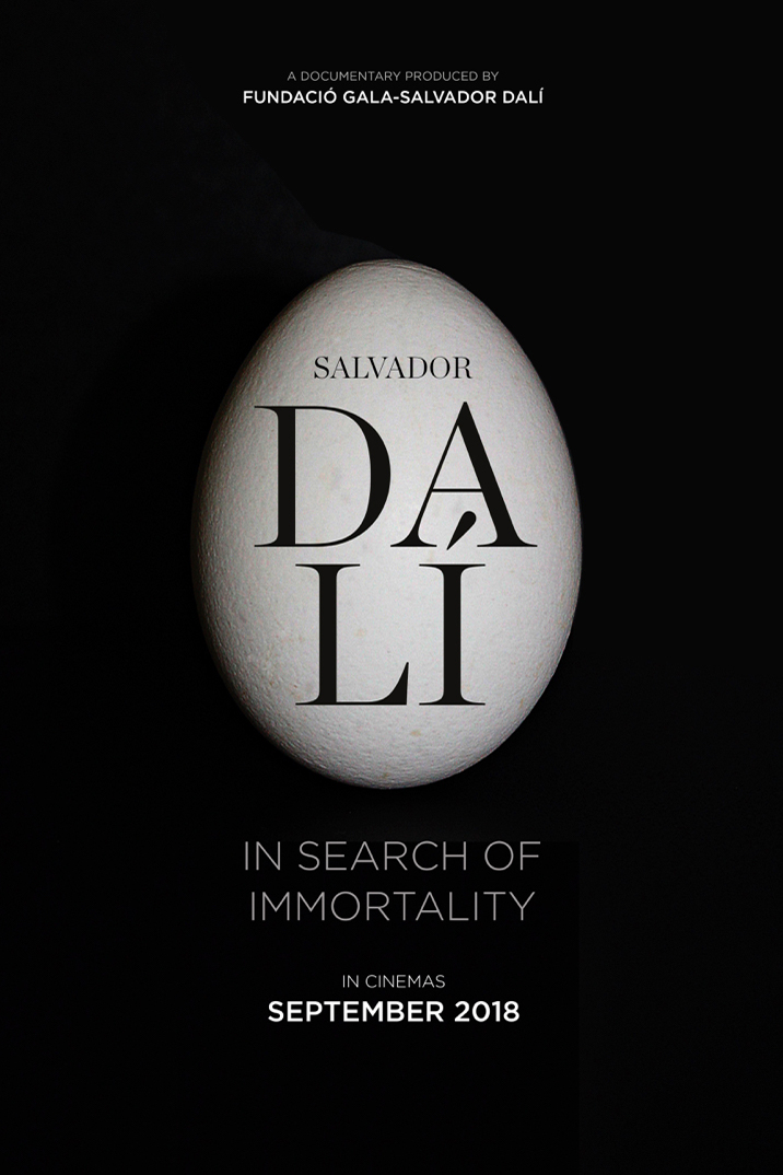 Salvador Dali:In Search of Immortality Poster